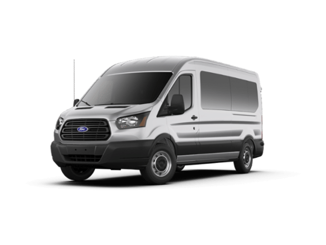 2019 Ford Transit Commercial XL Passenger Wagon Commercial-truck